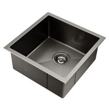stainless steel sink for sale ebay rh ebay com au kitchen sink faucets ebay black kitchen sink ebay