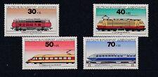 D.Ferrovia - Locomotive Federazione 836 - 39 (MNH)