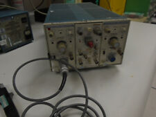 Tektronix TM503A 3 Slot Mainframe With Modules.