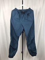 VTG Nike ACG Mens Small Blue Jogger Sweat Pants Hiking Running Cross Training