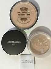 Bare Minerals Matte Foundation SPF 15 - FAIRLY MEDIUM C20 - 6g - Free UK Post