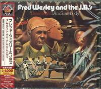 FRED WESLEY & THE J.B.'S-DAMN RIGHT I AM SOMEBODY-JAPAN CD Ltd/Ed B63