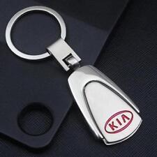For KIA K5 AUTO Car Logo Titanium Keyring Keychain Key Chain Ring Gift With Box
