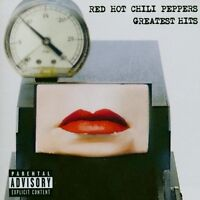 "RED HOT CHILI PEPPERS ""GREATEST HITS"" CD 16 TRACKS NEU"