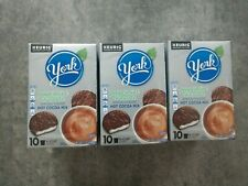 3 BOXES KEURIG K-CUP K CUP PODS YORK PEPPERMINT CHOCOLATE HOT COCOA MIX 30 PODS