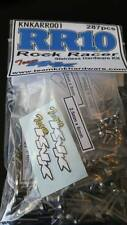 NEW Stainless Steel Hardware Kit for Axial RR10 Team KNK 287 pieces RC crawler