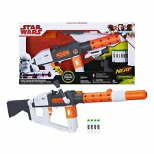 New Nerf Star Wars First Order Stormtrooper Glowstrike Dart Blaster Official