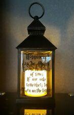harry potter light gift birthday christmas present lantern light