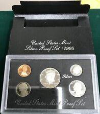 1995 Silver Proof Set-HT-369