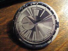 Roger Dubuis Pocket Mirror - Repurposed Magazine Wrist Watch Ad Lipstick Mirror