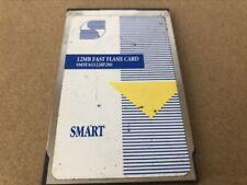 Smart 12MB Flash Card PCMCIA PC Memory Card SM9FA6123IP280