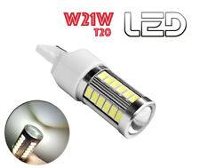 1 Ampoule LED T20  W21W  Veilleuses position Feux de Jour diurne Roulage Lens