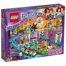 LEGO Friends 41130 Amusement Park Roller Coaster Brand New and Factory Sealed