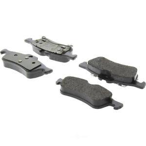Disc Brake Pad Set-Convertible Rear Centric 106.10600 fits 2007 Mini Cooper