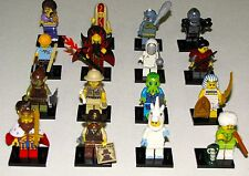 LEGO NEW SERIES 13 71008 MINIFIGURES ALL 16 AVAILABLE YOU PICK YOUR FIGURES
