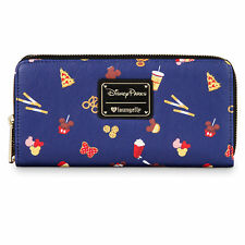 Disney Parks Food Icons Wallet by Loungefly New with Tags