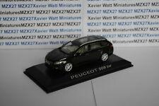 NOREV Peugeot 508 SW 2010 1/43 Voiture - Noire