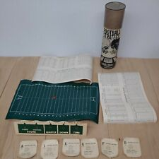 Football Strategy Tabletop Board Game Copyright 1959 Strategy Game Company