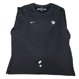 Mens Nike Kentucky Wildcats Coaches LS Pullover Sweatshirt Sz 4XL CQ5049-010