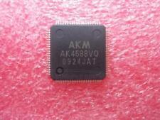 1PCS AK4588VQ  Encapsulation:QFP,2/8 CHANNEL AUDIO CODEC WITH DIR