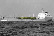mc1170 - UK Tanker - Stolt Abadesa , built 1962 - photo 6x4