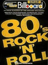 Billboard Top Rock 'n' Roll Hits Of The '80s (EZ Play Today Series, No. 345) Fo
