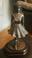 Female Irish Dancing  Trophy brand new boxed quite heavy made of resin