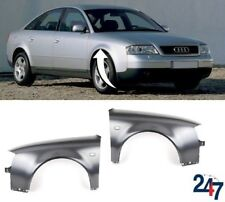 NEW AUDI A6 C5 1997 - 2001 FRONT WING FENDER LEFT N/S RIGHT O/S PAIR SET