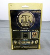 AR Action Replay for PS2 Playstation 2 Includes 8 mb Memory Card NIB