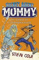 Secret Agent Mummy by Steve Cole-ExLibrary