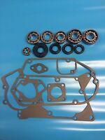 Kugel Lager satz Motor Simson S51 SR50 KR51/2 Schwalbe  Dichtungen Simmerringe