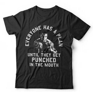 Everyone Has A Plan Tshirt Unisex - Tyson, Boxing, Funny