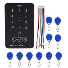RFID Zugangskontrolle Türschloss Türöffner Codeschloss Tastatur Maschine Regler