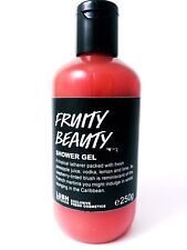 Lush Cosmetics UK Kitchen FRUITY BEAUTY SHOWER GEL Pineapple Lime Vodka