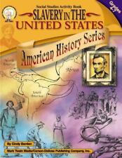 Slavery in the United States, Grades 4 - 7 American History Series