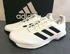 adidas Men's Game Spec Athletic Tennis Shoes FX3650 - PICK SIZE - WHITE - 1F_05