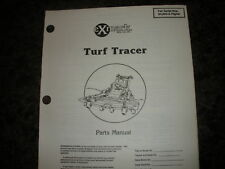 Exmark turf tracer 84,000 & higher parts manual ipl 850205
