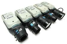 5x Bosch Color Bullet Surveillance Cameras | Ltc0455/21