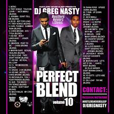 "DJ Greg Nasty - ""The Perfect Blend  10"" mixtape"