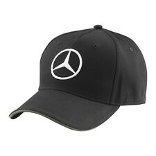 CAP Formula One 1 Mercedes AMG Petronas F1 Team Hamilton Rosberg Black NEW!