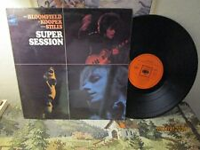Mike Bloomfield - Al Kooper - Steve Stills - Super Session - Lp import vg+/vg+