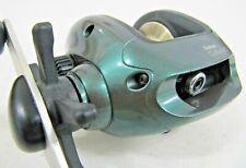 Vintage Shimano Bantam Curado CU-200 Baitcasting Level Wind Fishing Reel Japan