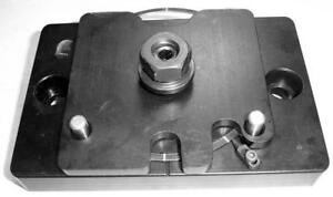 RING SPACER GAS PORTING FIXTURE