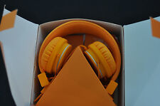 Urbanears Plattan Headphones Pumpkin Color