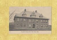 MA Medford 1901-07 Antique postcard BROMFIELD PEARSON HALL TUFTS COLLEGE MASS