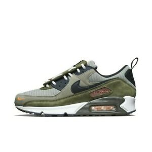 Nike Air Max 90 Surplus Supply Lifestyle Shoes Green DD5354-222 Size 5-12