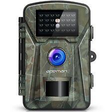 """FOTOTRAPPOLA MIMETICA CACCIA SPIA VIDEOCAMERA 2.4"""" LCD Display 12MP 1080P HD-"""
