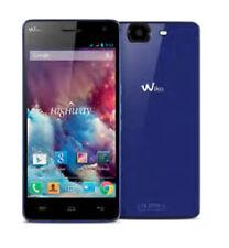 Blaue Wiko Handys ohne Vertrag mit 16GB Speicherkapazität
