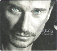 "CD Digipack ""Johnny Hallyday"" Ma vérité (5)"
