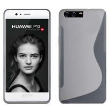 Fundas y carcasas brillantes de color principal transparente para teléfonos móviles y PDAs Huawei